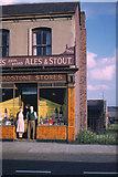 SJ8993 : 'The Long Pull',  Broadstone Road by Geoff Royle