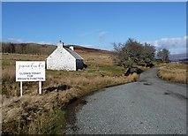 NG3151 : Road to Greshornish House Hotel by John Allan