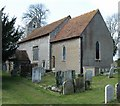 TR3650 : Old St Mary's, Upper Walmer by David Buckden