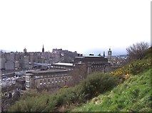 NT2674 : St Andrew's House from Calton Hill by Raymond Knapman