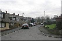 SD9321 : Cranberry Avenue - Beswick Street by Betty Longbottom