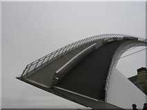 NZ2564 : Gateshead Millennium Bridge by Richard Webb
