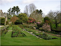 SX4268 : Lower Gardens, Cotehele by don cload