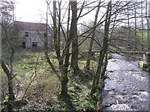 H5371 : McClaren's Mill, Camowen River by Kenneth  Allen