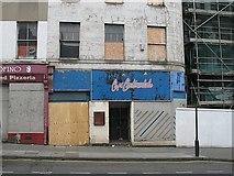 NZ2564 : Cafe Continentale by Richard Webb