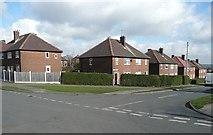 SE1321 : Malham Avenue, Rastrick by Humphrey Bolton