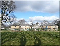SE1321 : New buildings at the William Henry Smith School, Boothroyd, Rastrick by Humphrey Bolton