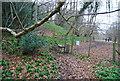 SU7530 : Stile on the footpath by N Chadwick