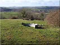 SX7467 : Field, Pridhamsleigh by Derek Harper