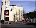 TQ3078 : Car Wash Albert Embankment by PAUL FARMER