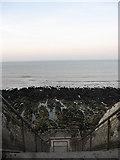 TQ4100 : Steps to the Beach by Simon Carey