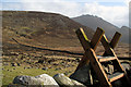J2922 : Stile near Slievenaglogh by Rossographer