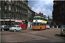 NS5964 : British Trolleybuses - Glasgow by Alan Murray-Rust