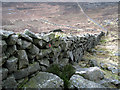 J2922 : Mourne Wall, Slievenaglogh by Rossographer