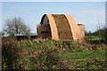"TQ7643 : Crossway, Pagehurst Road, Staplehurst, Kent ""Grand Designs"" by Oast House Archive"