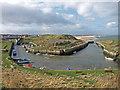 NZ3376 : Seaton Sluice Harbour by wfmillar