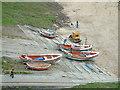 TA2372 : Fishing Boats at North Landing by JThomas