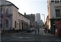 SJ3589 : Pilgrim Street by Eric Jones