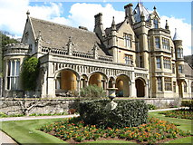 ST5071 : Tyntesfield House by Brian