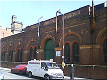 TQ2677 : Former London County Council Water Pumping Station by PAUL FARMER