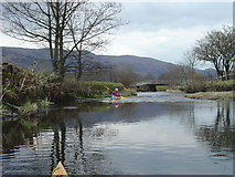 NY3916 : Attainment in Goldrill Beck by Andy Waddington