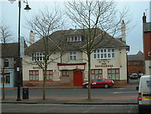 SK3950 : Former Three Horseshoes Pub by JThomas