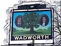 ST8145 : Sign for the Royal Oak, Corsley Heath by Maigheach-gheal