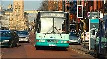J3474 : Evening peak bus, Belfast (1) by Albert Bridge