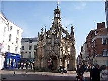 SU8604 : Market Cross - Chichester by Colin Babb