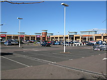 NT2774 : Meadowbank Shopping Park by G Laird