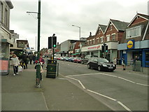 SZ0893 : Bournemouth : Winton, Wimborne Road by Lewis Clarke