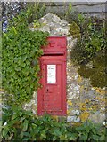 SW9165 : Talskiddy Post box by phil