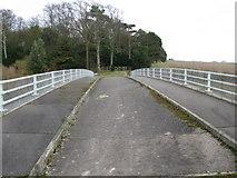 TR3051 : A bridge over the A256, Tilmanstone by Nick Smith