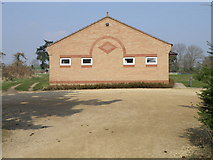 TL0394 : Village Hall, Woodnewton by Michael Trolove