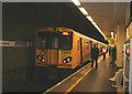 SJ3490 : The Liverpool Underground by Dr Neil Clifton