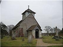 SU5846 : Dummer - All Saints Church by Chris Talbot