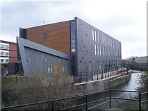 SK4293 : Rotherham Community Health Centre by Martin Speck