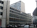 TQ3181 : Former Fleet Street Telephone Exchange (1) by David Hillas