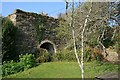 SW8038 : Lime kiln, Point by John Gibson