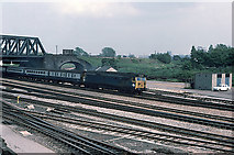 TQ2282 : Passing Old Oak Common by Martin Addison