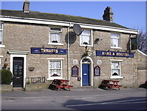 SD7328 : Hare & Hounds, 331 Blackburn Road, Oswaldtwistle by Robert Wade