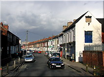 TA0728 : Cholmley Street, Hull by Paul Glazzard