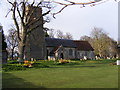 TM3556 : St.Peter's Church, Blaxhall by Adrian Cable