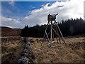 NX3165 : Deer shooting seat by David Baird