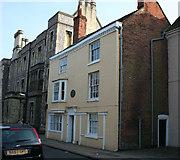 SU4829 : 'Jane Austen House', 8 College Street, Winchester by Espresso Addict