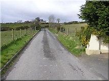 H6260 : Knockonny Road by Kenneth  Allen