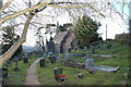 SO4703 : Llanishen Parish Church by Clive Perrin