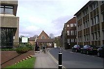 SP2865 : Barrack Street, Warwick by Robin Stott