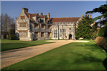 SY7794 : Athelhampton House by Mike Searle