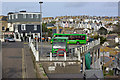 SW5140 : Malakoff Bus Station, St Ives by Stephen McKay